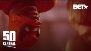 Video: 50 Cent Plays Black Spider-Man!